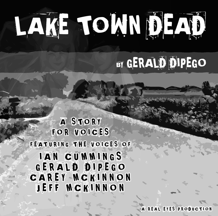 Lake Town Dead - Book on CD